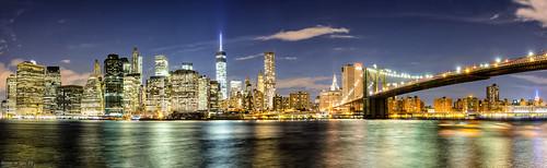 Brooklyn bridge - Lower Manhattan, NY