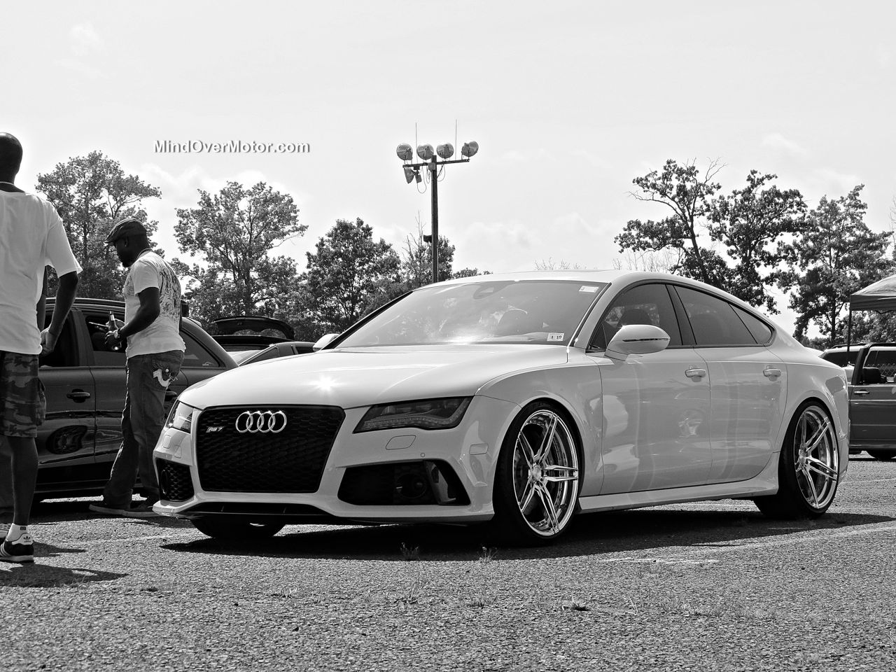 Waterfest 20 Audi RS7