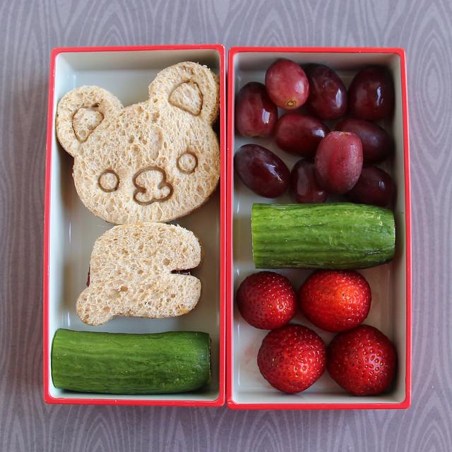 Preschool Bento #677