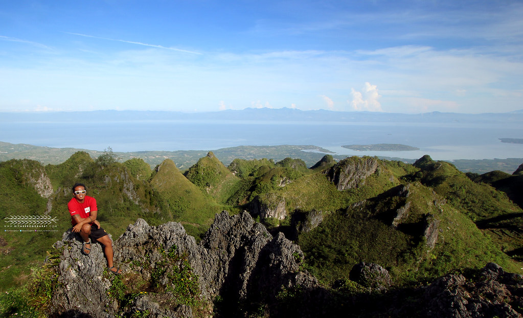 Osmena Peak Mantalongon Dalaguete Cebu
