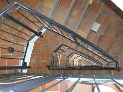 Treppenhaus im Hundertwasser-Haus