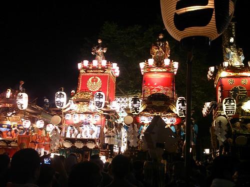 うちわ祭2014�