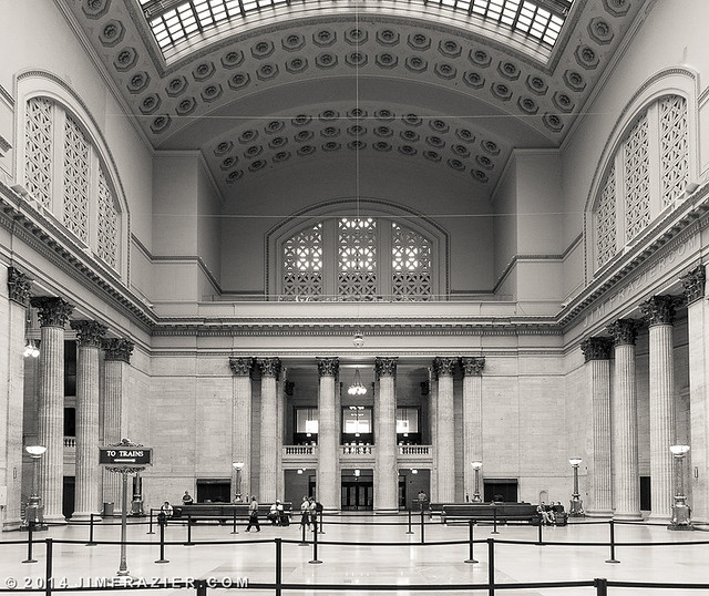 Inside Chicago's Union Station I