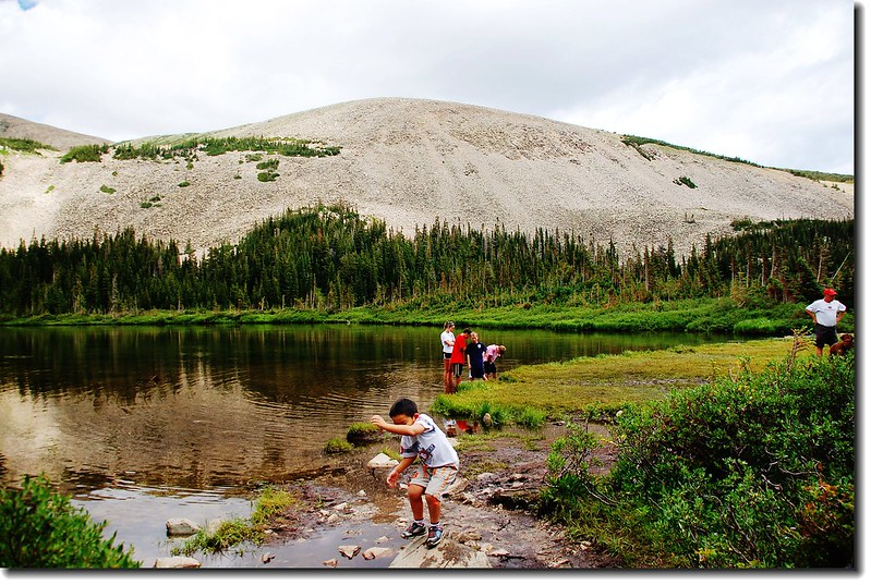 Mitchell Lake 2