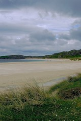Reef Beach , Uig area of Isle of Lewis