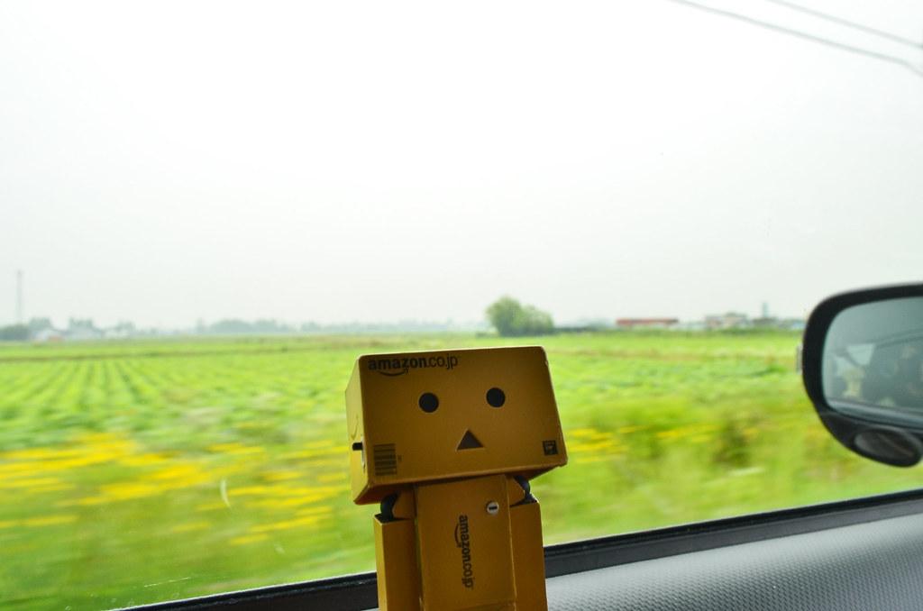 美瑛までの道中。 (5)