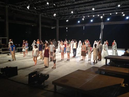 «A Quite Voice»- παράσταση χορού- 7&8 Ιουλίου