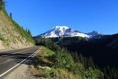 Mount Rainier National Park, Comet Falls, Van Trump Park, and Mildred Point Hike
