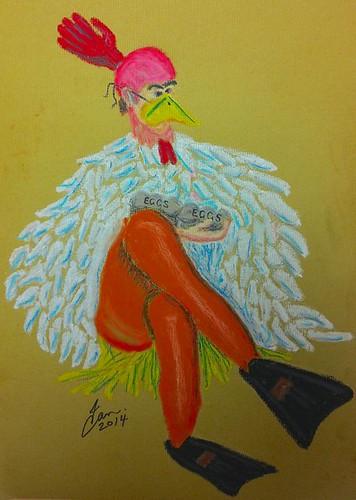 Week 28 Feather II