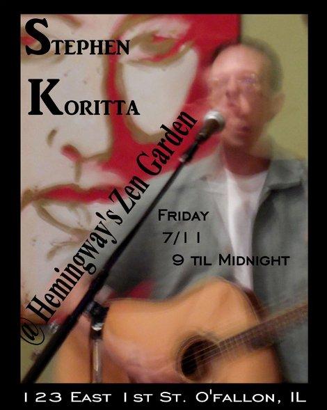 Stephen Koritta 7-11-14