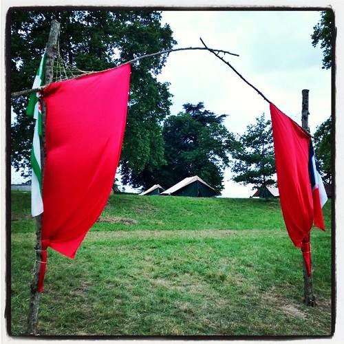 Camp louveteau 2014