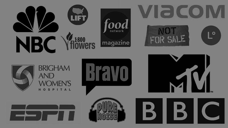 client logos B&W