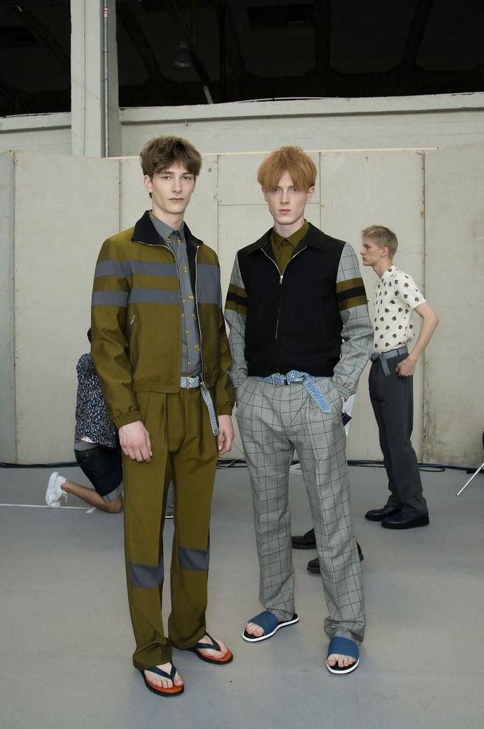 SS15 Paris Krisvanassche216_Dominik Hahn, Linus Wordemann, Dominik Sadoch(fashionising.com)