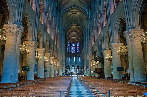 Notre Dame - Interior 2