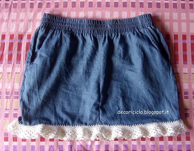 ref jeans #2 da pantalone a gonna 3