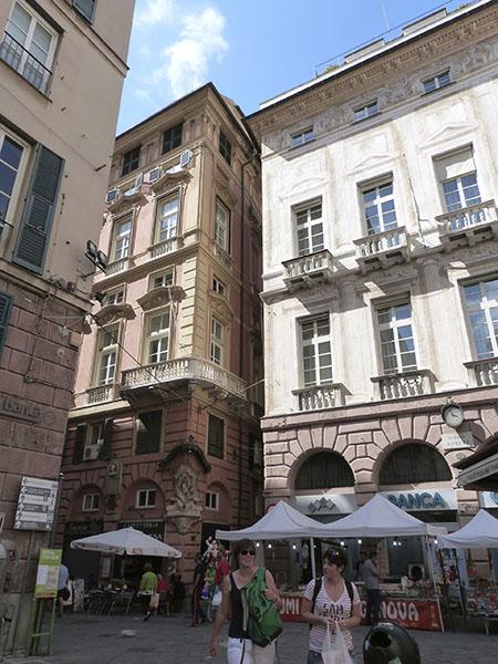 maisons piazza di banchi
