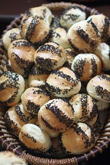 Bread roll @ Papillon Zeugma Hotel