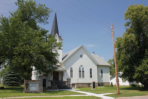 Salem United Methodist Church - Clatonia, NE