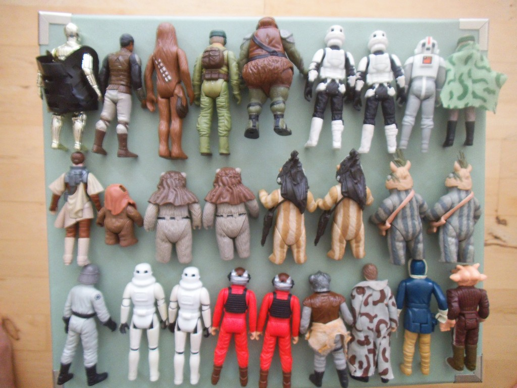 Star Wars childhood collection for sale (<img src=