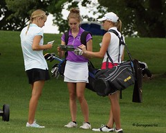 Iowa Games 2014, Junior Golf
