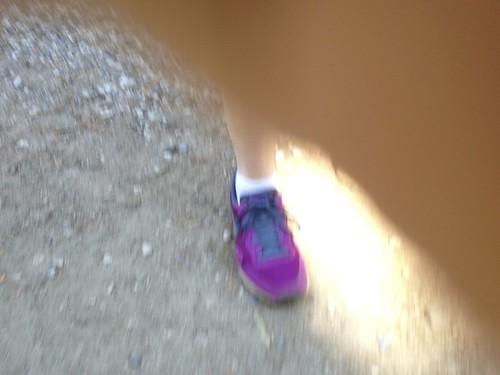Mom's Foot