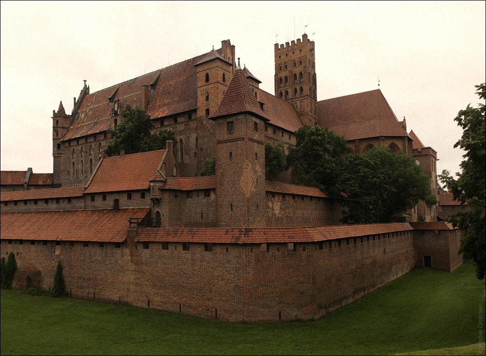 Мальборк, Польша