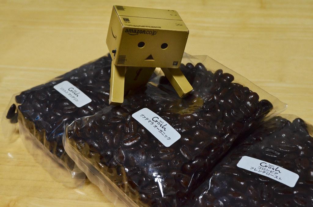 ゴーシュのコーヒー豆 (6)
