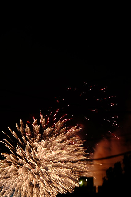 1/2 Sumidagawa Fireworks Festival 2014-15