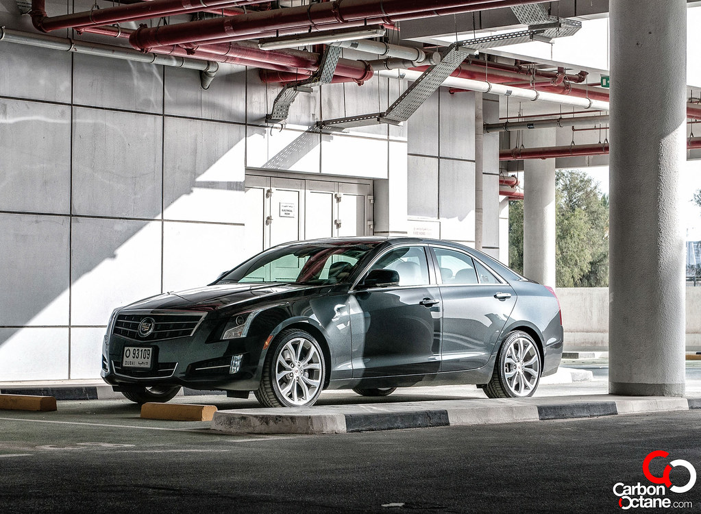 2014 cadillac ats 3 6 review carbonoctane. Black Bedroom Furniture Sets. Home Design Ideas