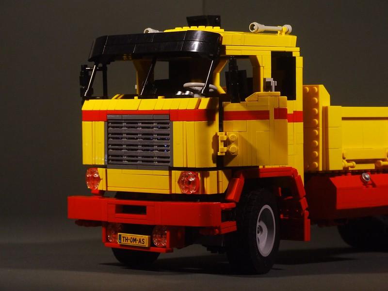 Lego Volvo F88-49