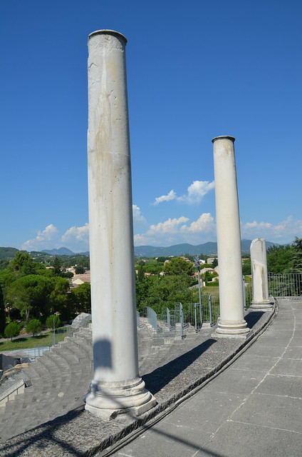 Vasio Vocontiorum, Vaison-la-Romaine