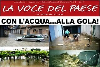 Noicattaro. Prima pagina n. 30-2014 front