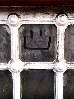8 - A smile