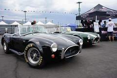 supercar(0.0), race car(1.0), automobile(1.0), vehicle(1.0), automotive design(1.0), antique car(1.0), classic car(1.0), vintage car(1.0), land vehicle(1.0), ac cobra(1.0), sports car(1.0),