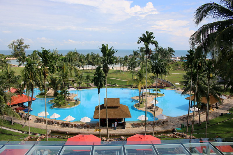Bintan Lagoon Resort What S New Plus Fightshape With Mitch Chilson
