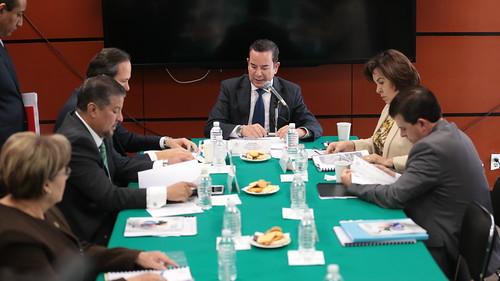 El jueves 24 de febrero de 2017 la Comisión Especial para el Impulso y Promoción de los Pueblos Mágicos realizó su primera Reunión Ordinaria en la Cámara de Diputados.