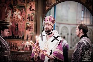 Всенощное бдение в Софийском соборе 320
