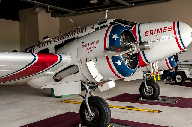 The Grimes Flying Laboratory