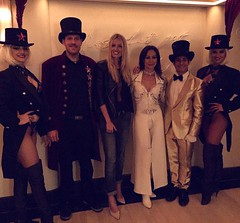 Thank you @federicogalter and @Faena for inviting me to @kevinandcaruso Magique show tonight!! That was unbelievable!! Come and see it guys!! :sparkles::tophat::collision: . . . . . #magic #magia #magician #mago #KevinAndCaruso #fromVegasToMiami #Faena #F