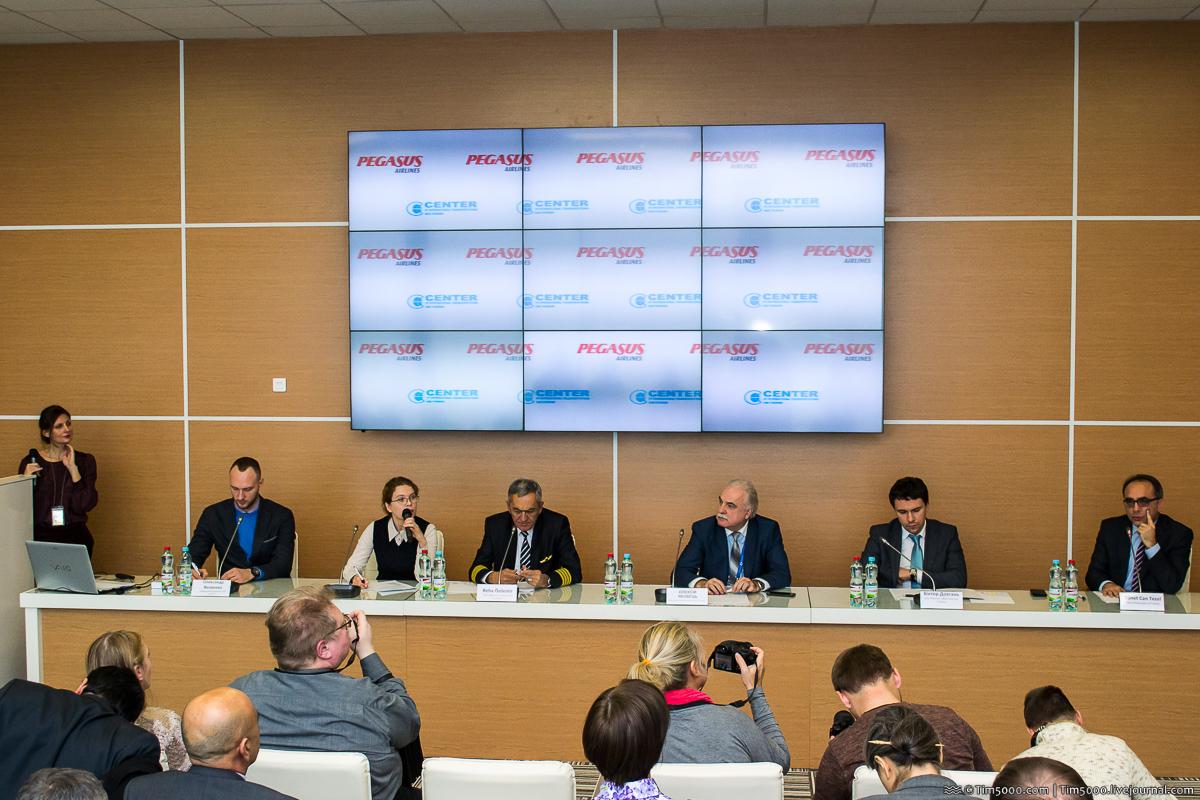 Airbus A320Neo Pegasus Airlines и открытие авиарейса Киев-Анкара