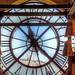 Sacre Coeur Through The Clock
