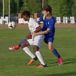 BHS JV Men's Soccer vs. LHS 4.17.17 (NM)
