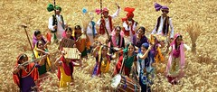 The Brilliant Colours of Baisakhi: The Fun-Filled Spring Festival
