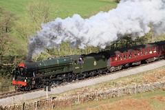 LMS Royal Scot Class 6100 Locomotive