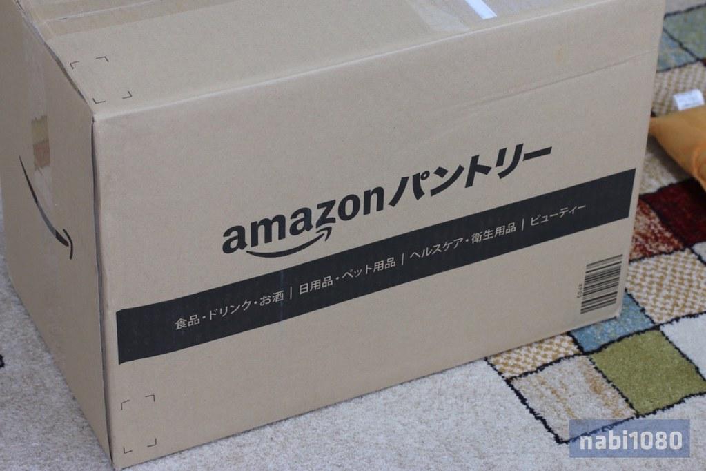 Amazonパントリー01