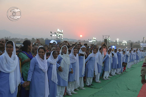 Even a glimpse of Satguru is a blessing for devotees