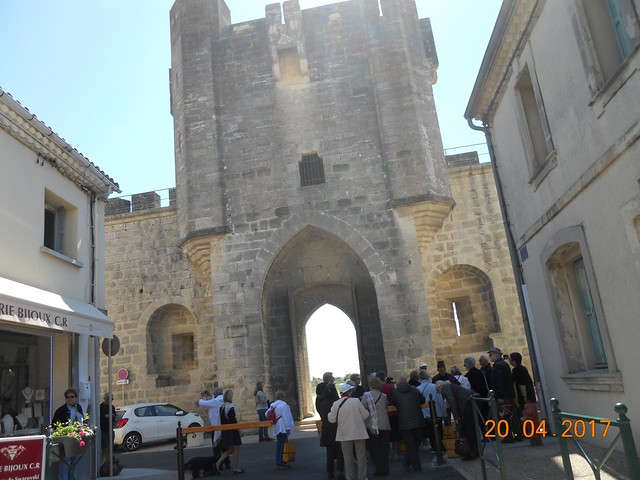 Aigues Mortes, Nikon COOLPIX S570