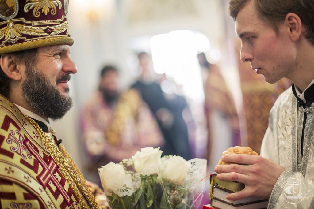 26 марта 2014, Литургия Преждеосвященных Даров / 26 March 2014, Divine Liturgy of the Presanctified Gifts