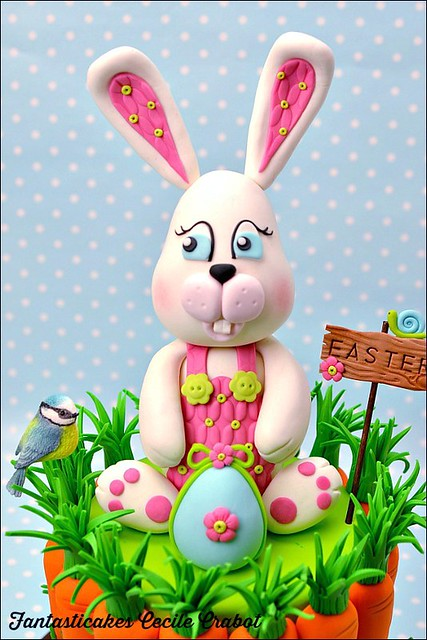Easter Bunny (close-up)