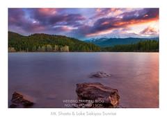 Mt. Shasta & Lake Siskiyou Sunrise
